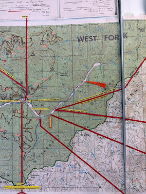 CURRENT USFS MAP - UPPER Hughes Creek